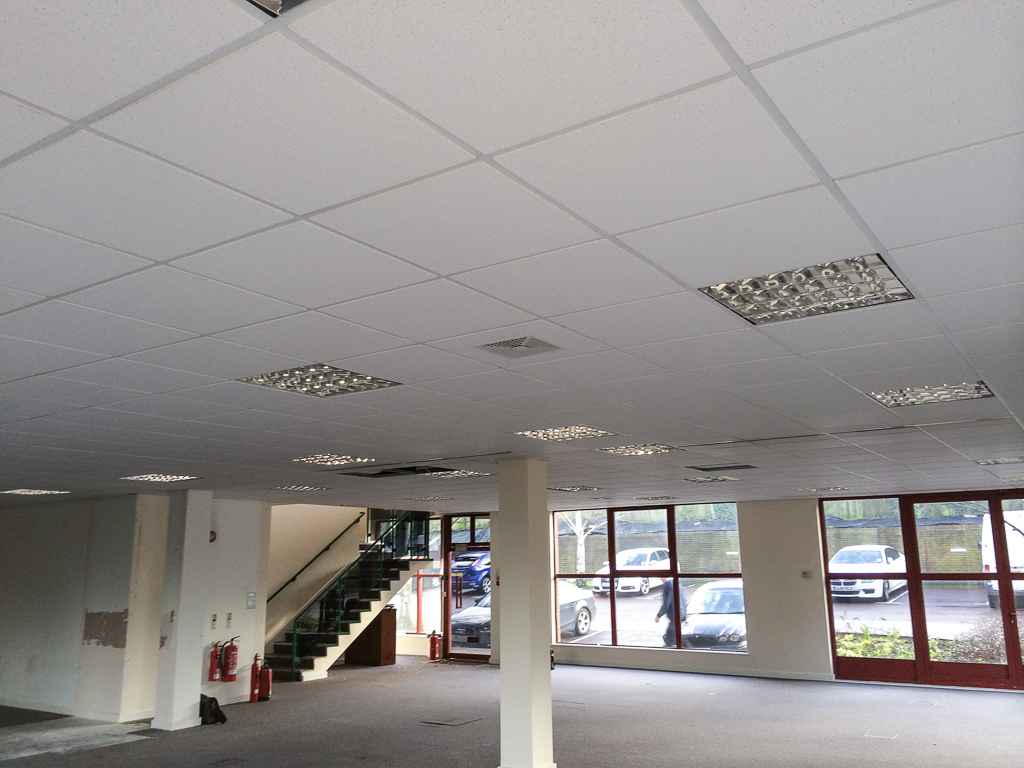 Suspended Ceilings Surrey I Sandhurst Interiors