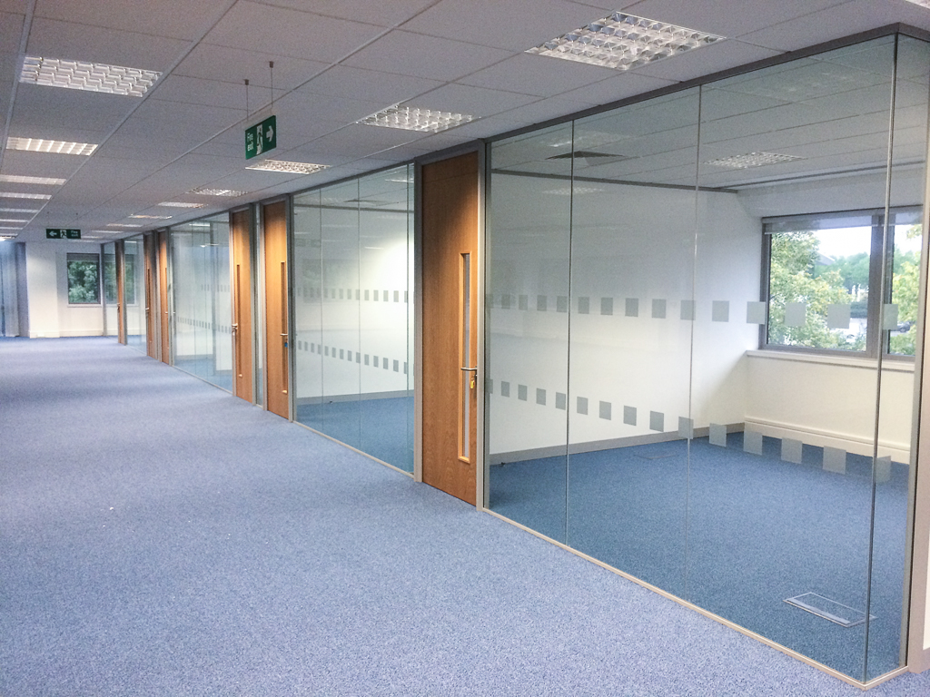 Office Fit Out Basingstoke I Sandhurst Interiors