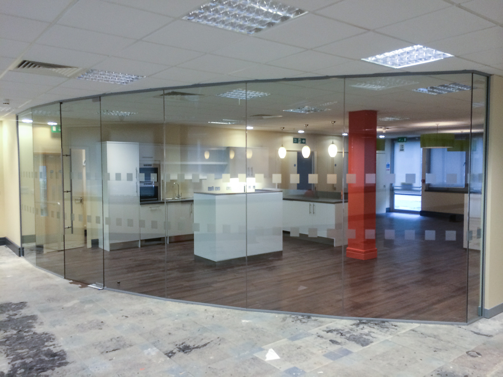 Commercial Fit Out Surrey I Sandhurst Interiors