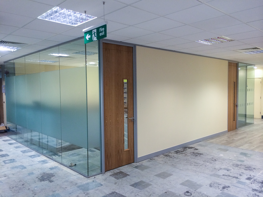 Commercial Fit Out London I Sandhurst Interiors