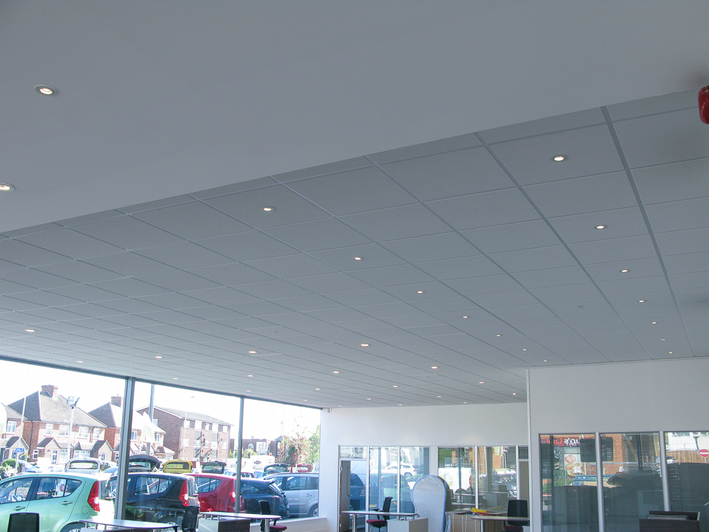 Suspended Ceilings and Office Fit Out Basingstoke