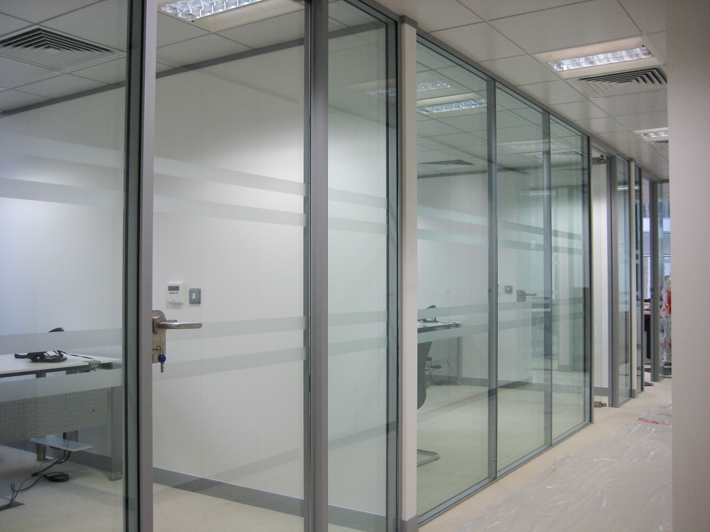 Office Partitions I Basingstoke I Sandhurst Interiors