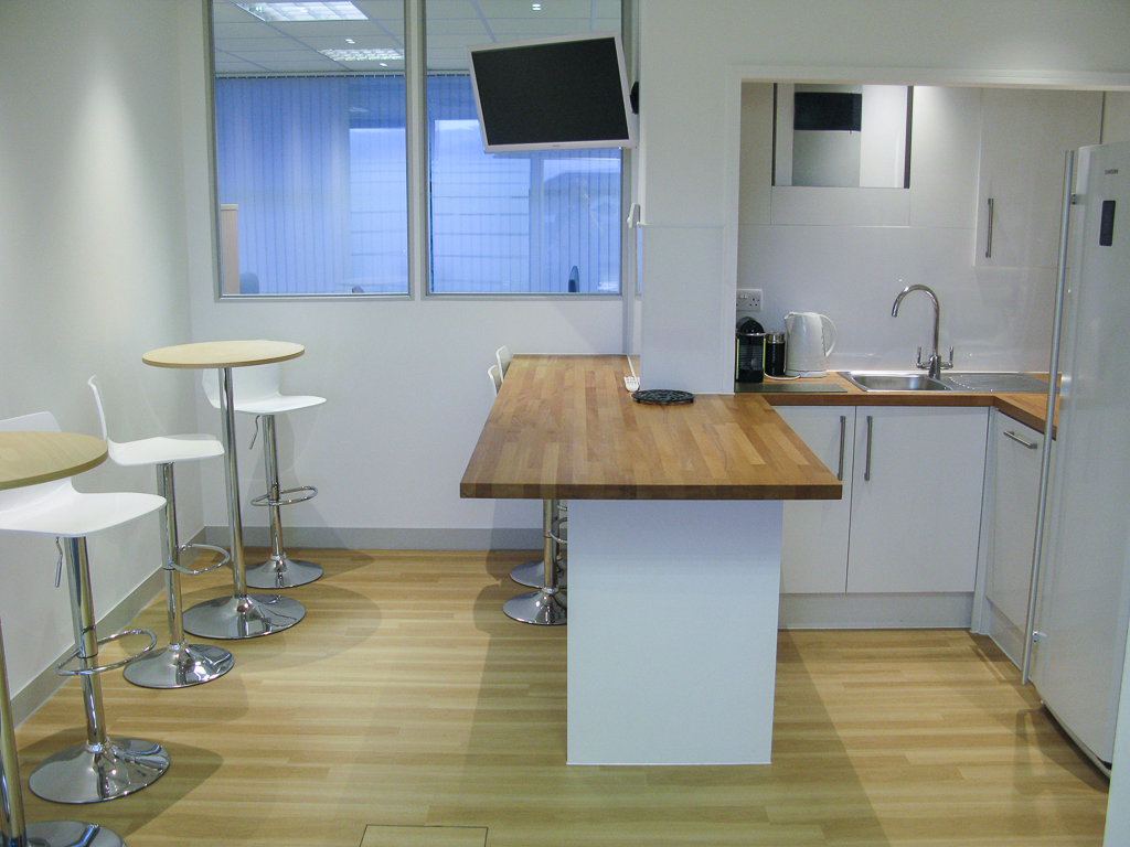 Office Interiors I Basingstoke I Sandhurst Interiors