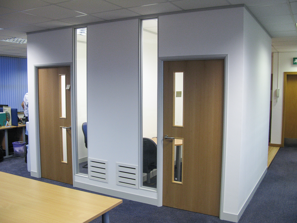 Office Partitions I Reading I Sandhurst Interiors