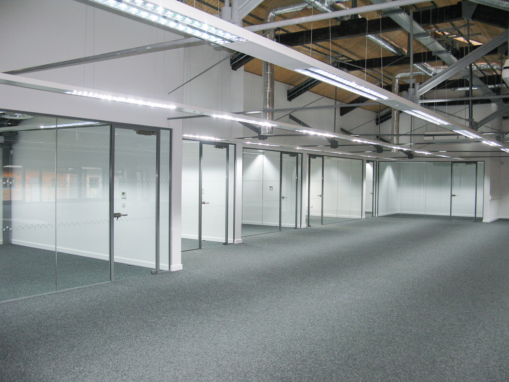 Office Partitions I London I Sandhurst Interiors