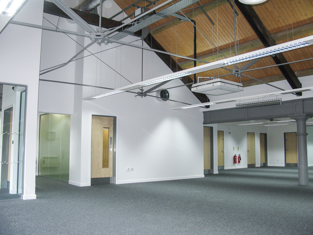 Suspended Ceilings and Office Fit Out Reading