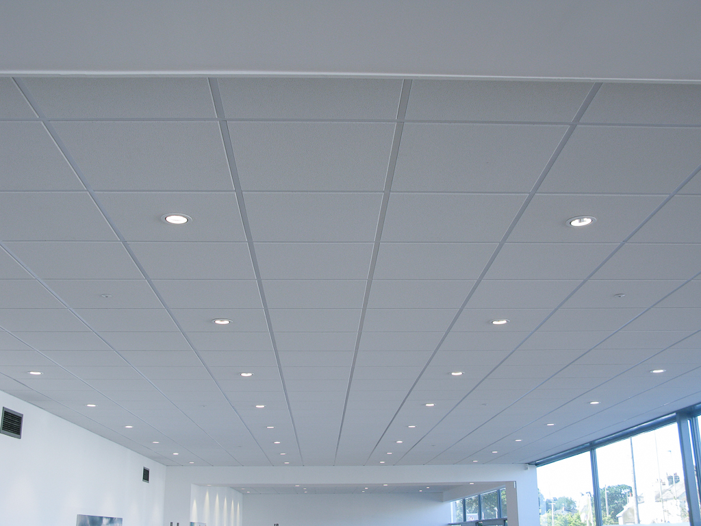 Suspended Ceilings I Hampshire I Sandhurst Interiors